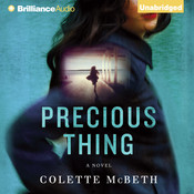 Precious Thing Audiobook, by Collette McBeth, Colette McBeth