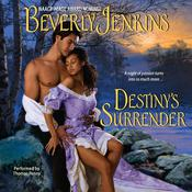 Destiny's Surrender, by Beverly Jenkins