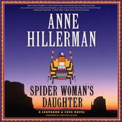 Spider Woman's Daughter: A Leaphorn & Chee Novel Audiobook, by Anne Hillerman