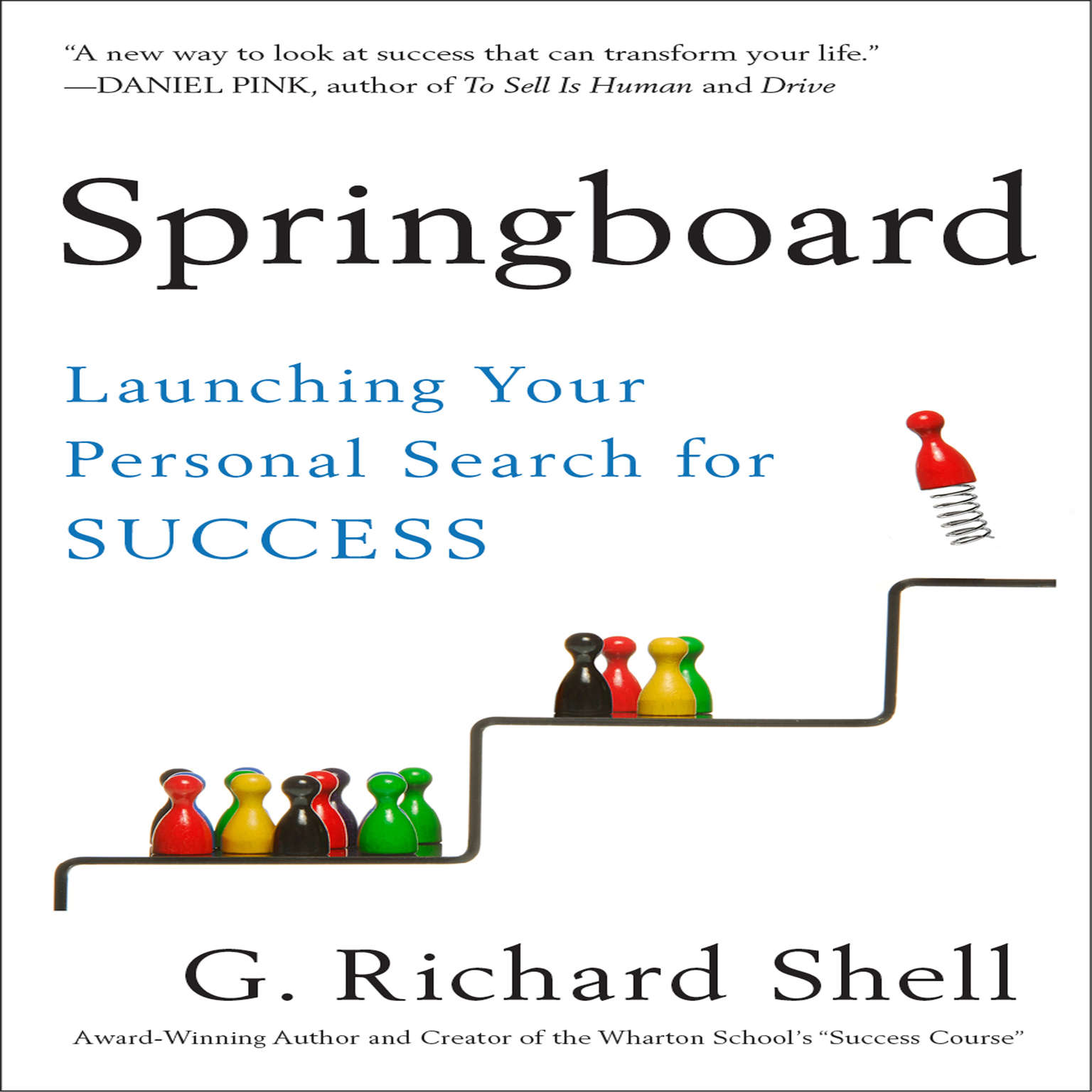 Printable Springboard: Launching Your Personal Search for Success Audiobook Cover Art