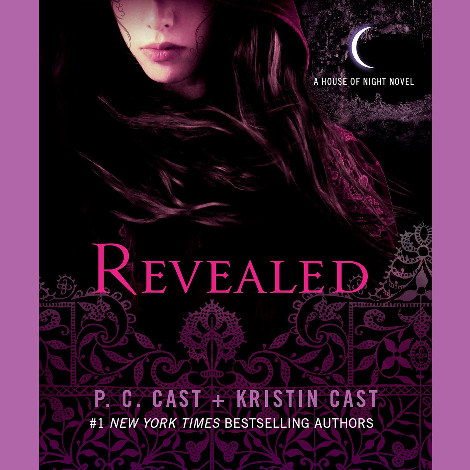 Printable Revealed: A House of Night Novel Audiobook Cover Art