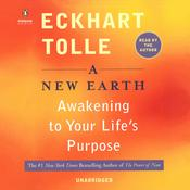 A New Earth Audiobook, by Eckhart Tolle