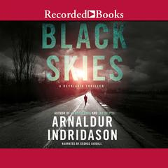 Black Skies Audiobook, by Arnaldur Indriðason