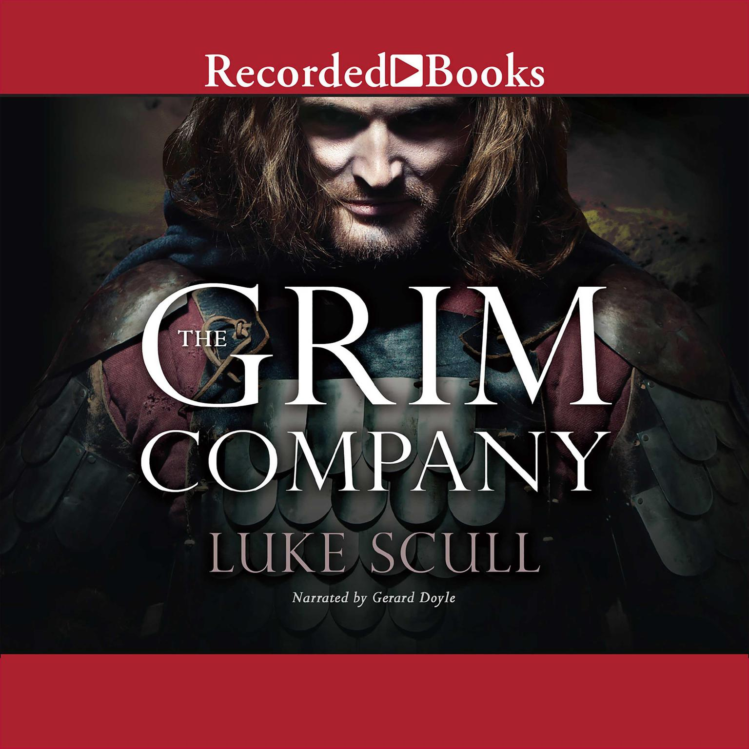 Printable The Grim Company Audiobook Cover Art
