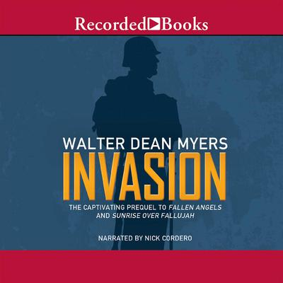 Invasion Audiobook, by Walter Dean Myers