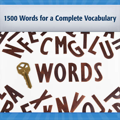 1500 Words to Sound Smarter & Be More Respected Audiobook, by Deaver Brown