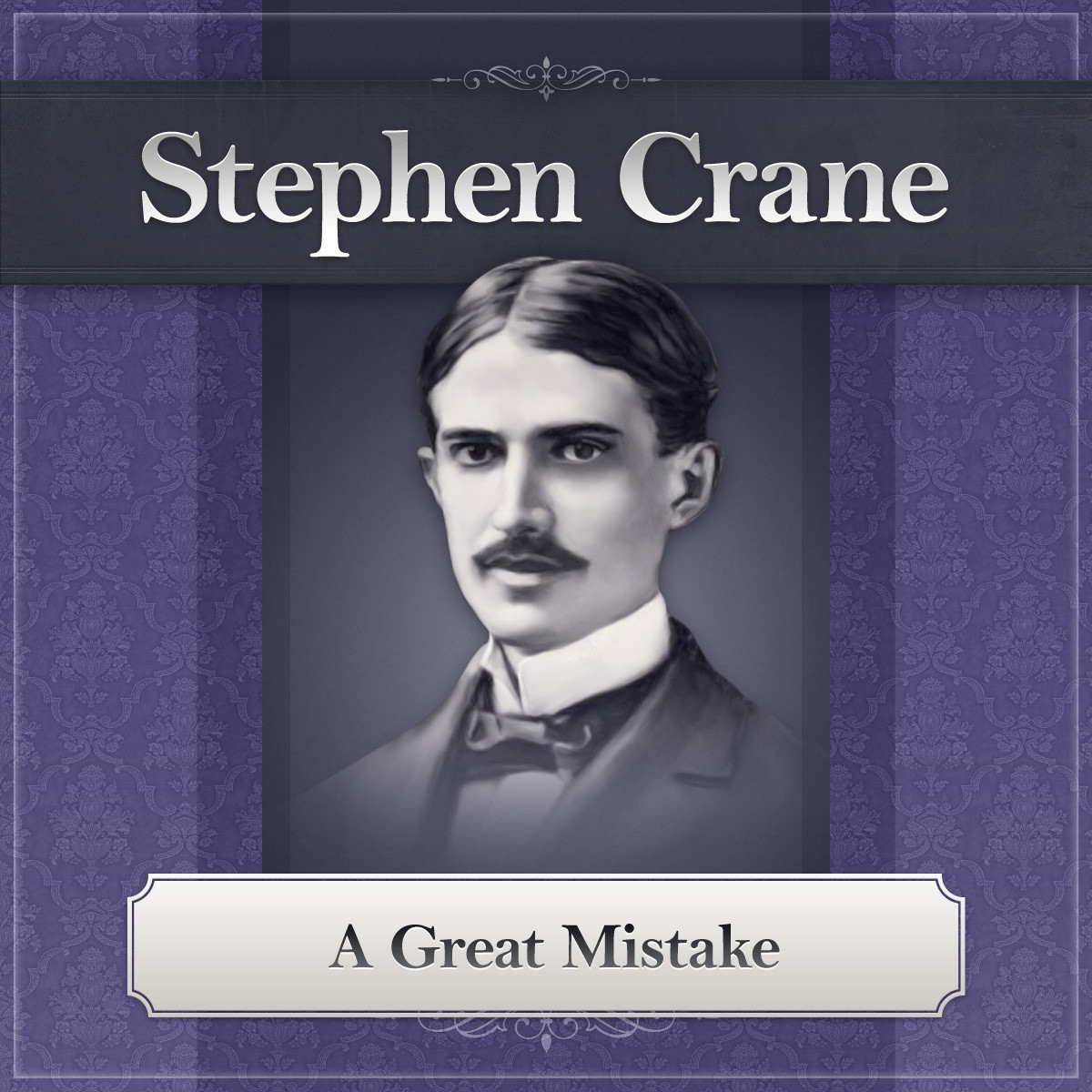 Printable A Great Mistake Audiobook Cover Art