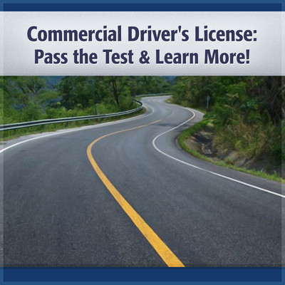 Commercial Drivers License: Pass the Test and Learn More! Audiobook, by Deaver Brown