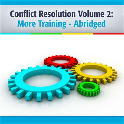 Conflict Resolution Vol. 2 (Abridged): Abridged Version Audiobook, by Deaver Brown