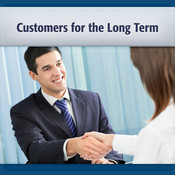 Customers for the Long Term: Best Practices Audiobook, by Deaver Brown