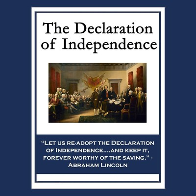 Declaration of Independence Audiobook, by Thomas Jefferson