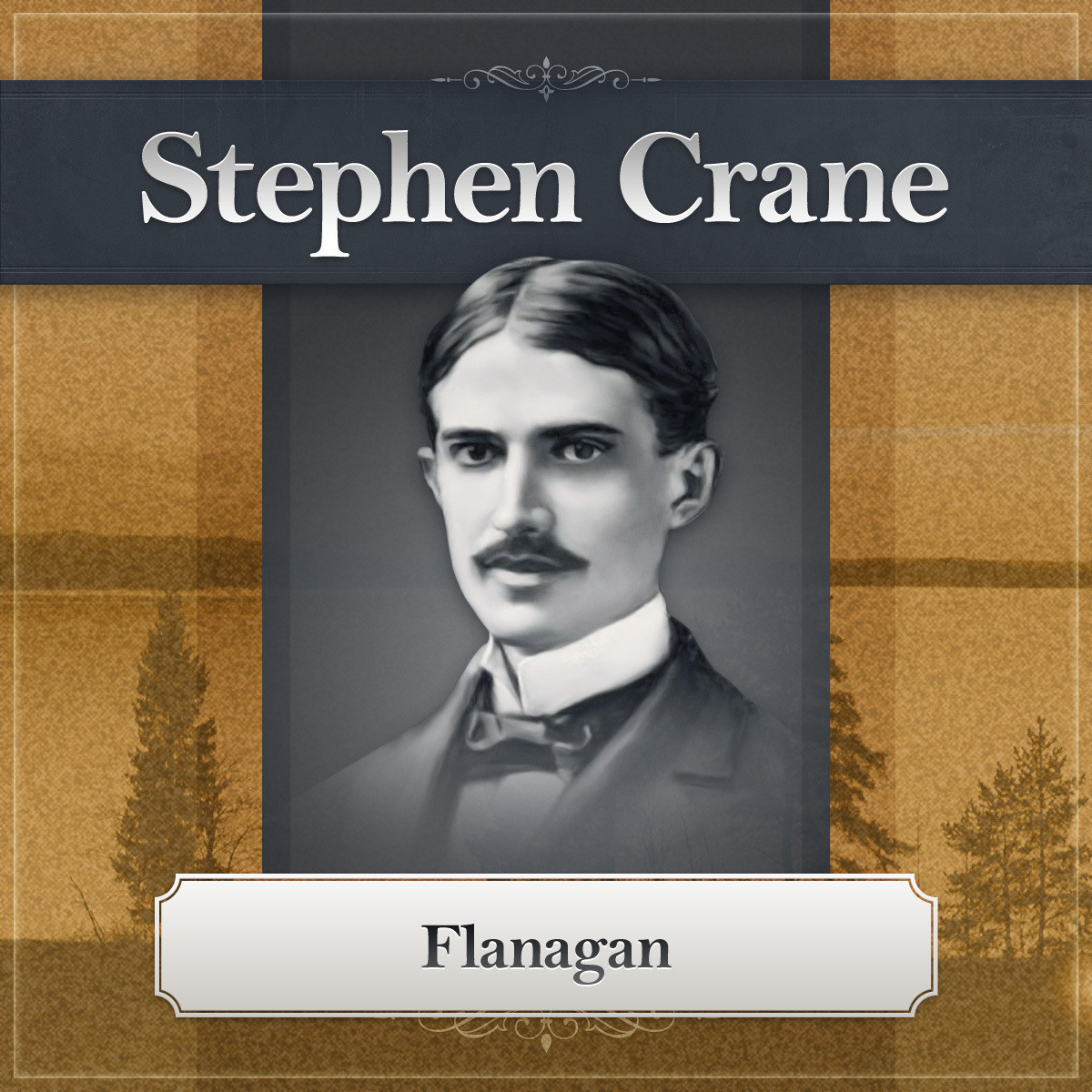 Printable Flanagan: A Short Filibustering Adventure Audiobook Cover Art