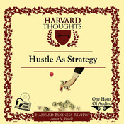 Hustle as Strategy Audiobook, by Amar Bhidé