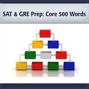 SAT & GRE Prep: 500 Core Words Audiobook, by Deaver Brown