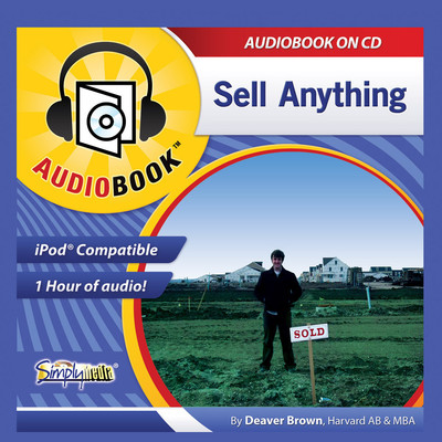 Sell Anything Audiobook, by Deaver Brown