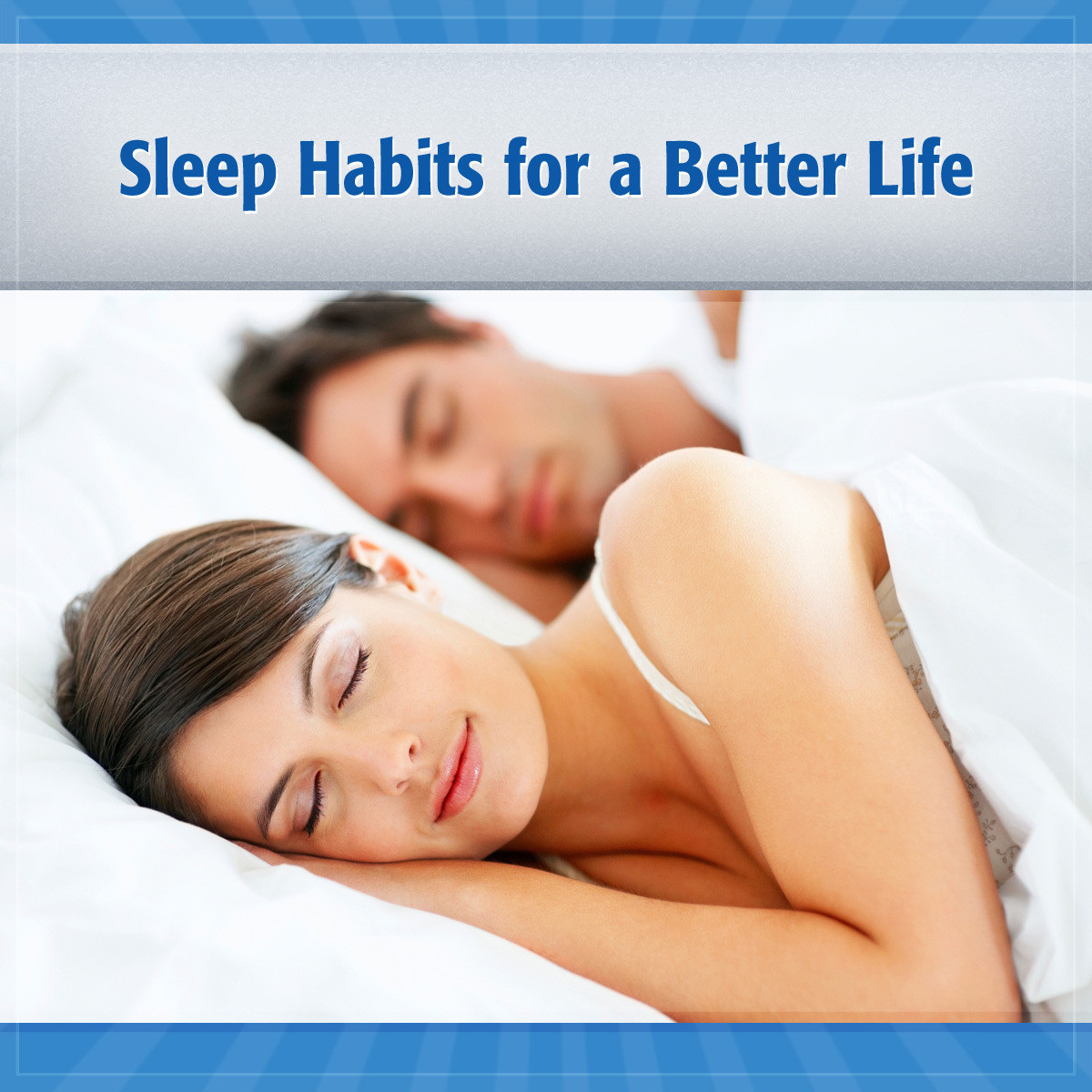Printable Sleep Habits for a Better Life: Best Practices Audiobook Cover Art