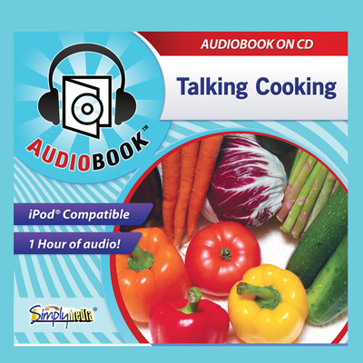 Talking Cooking Audiobook, by Maria Christina Rago