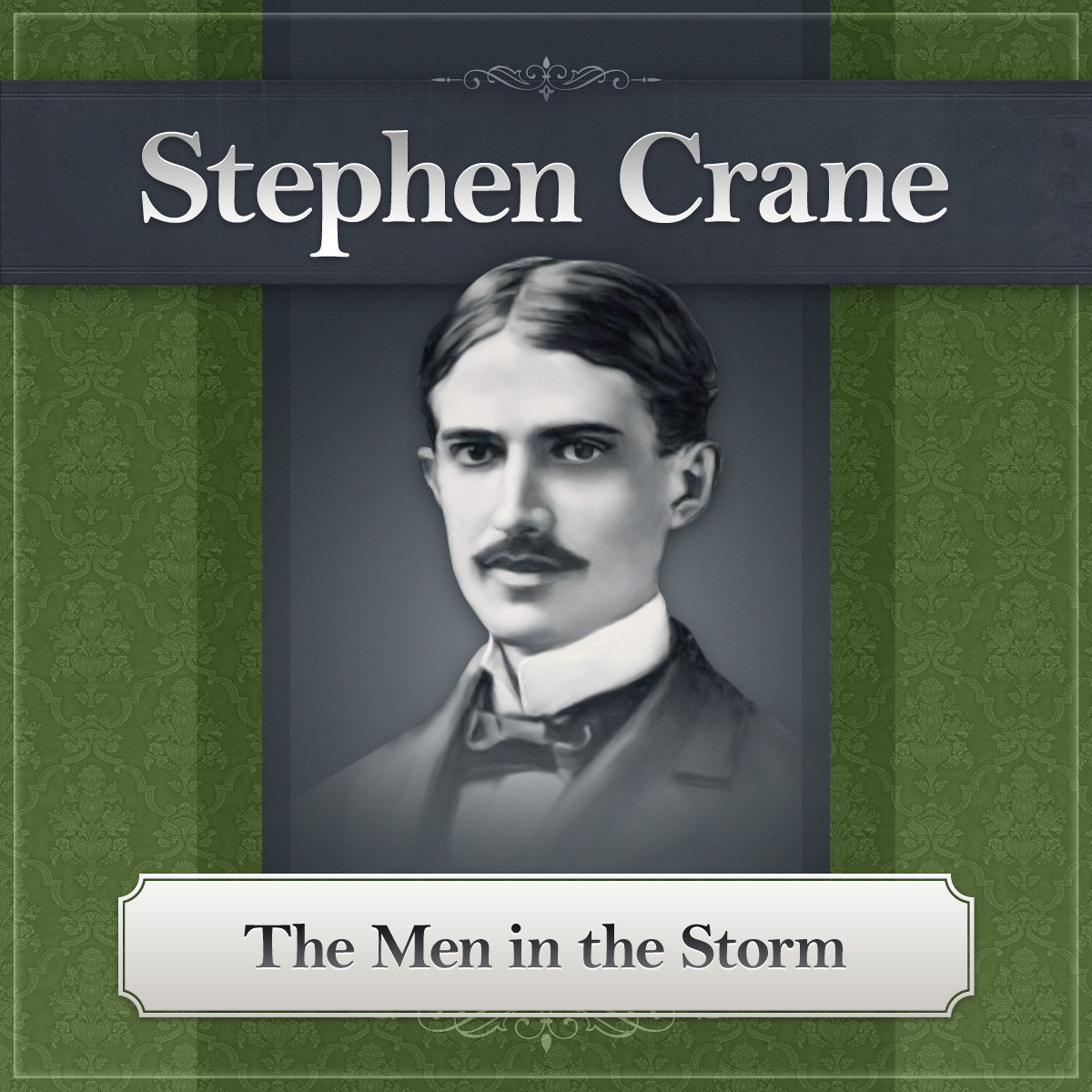 Printable The Men in the Storm Audiobook Cover Art