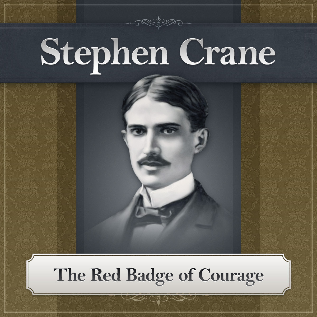 Printable The Red Badge of Courage: The World of Henry Fleming Audiobook Cover Art
