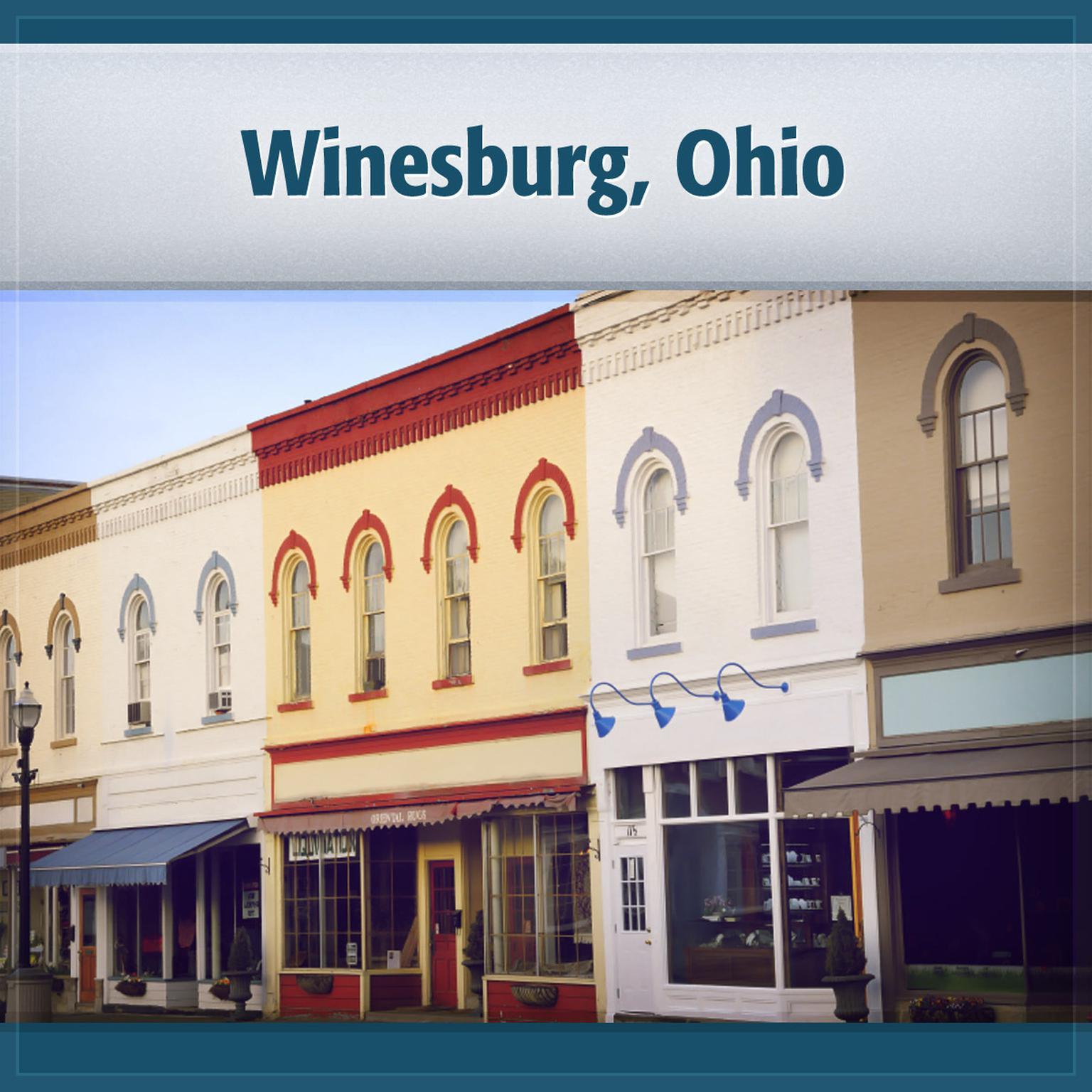 Printable Winesburg, Ohio Audiobook Cover Art