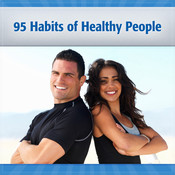 95 Habits of Healthy and Happy People: Habits for Life Audiobook, by Deaver Brown