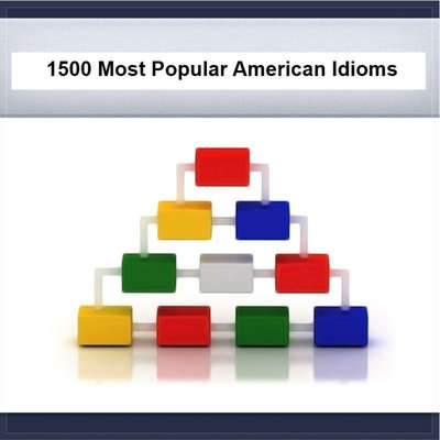 1500 Most Popular Idioms in America: Cliches, Phrases & Slang too! Audiobook, by Deaver Brown