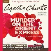 Murder on the Orient Express: A Hercule Poirot Mystery, by Agatha Christie