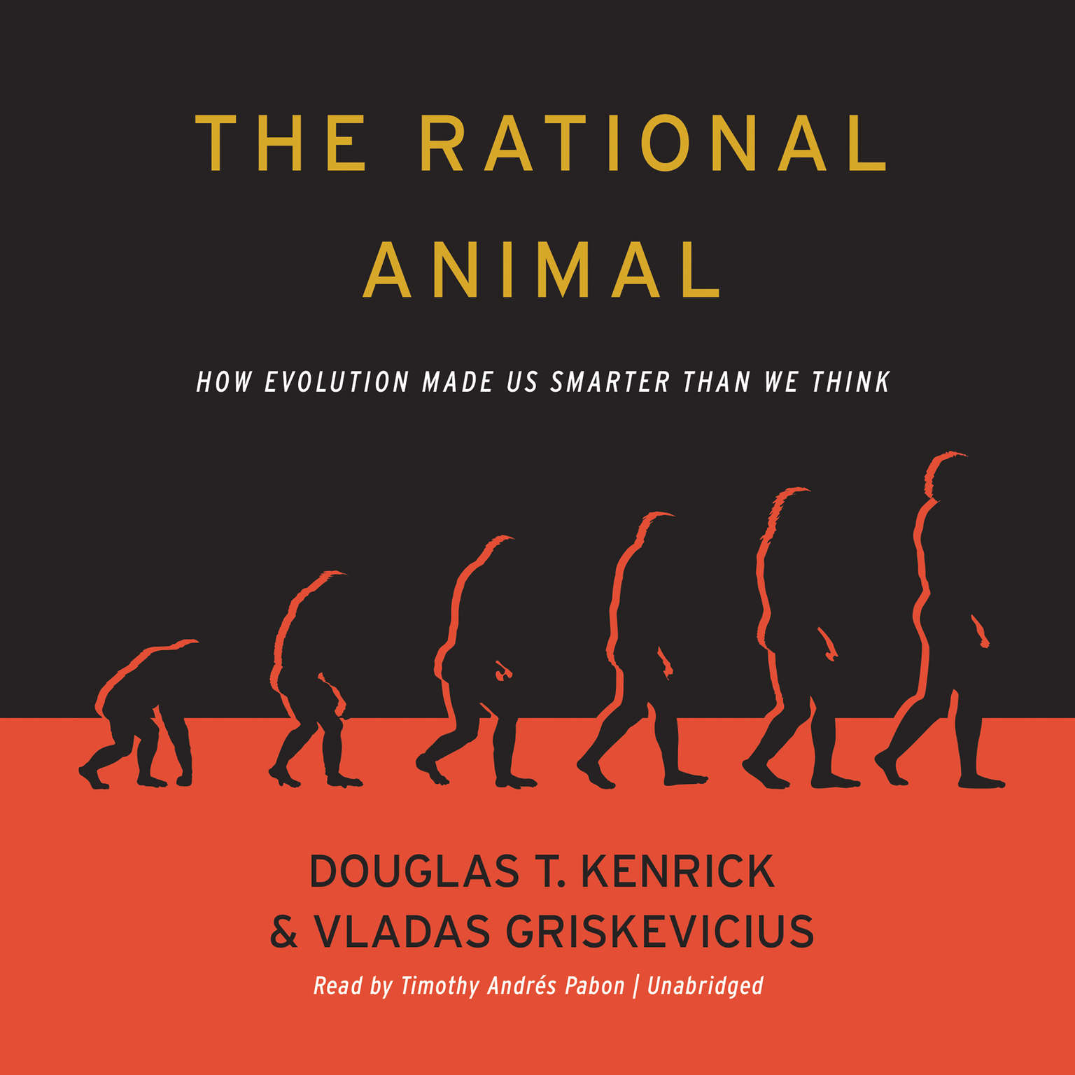 Printable The Rational Animal: How Evolution Made Us Smarter Than We Think Audiobook Cover Art