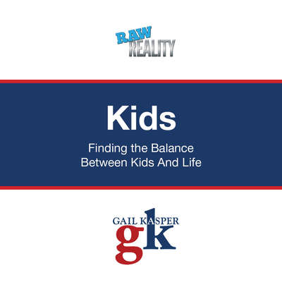 Kids: Finding the Balance Between Kids and Life Audiobook, by Gail Kasper