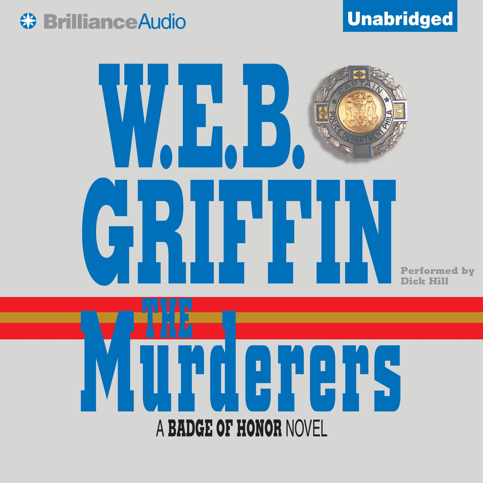 Printable The Murderers Audiobook Cover Art