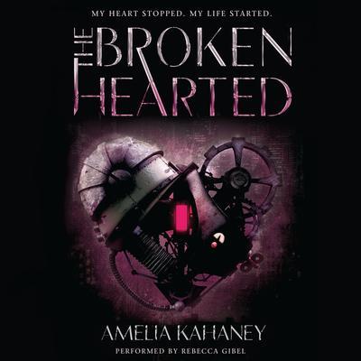 The Brokenhearted Audiobook, by Amelia Kahaney