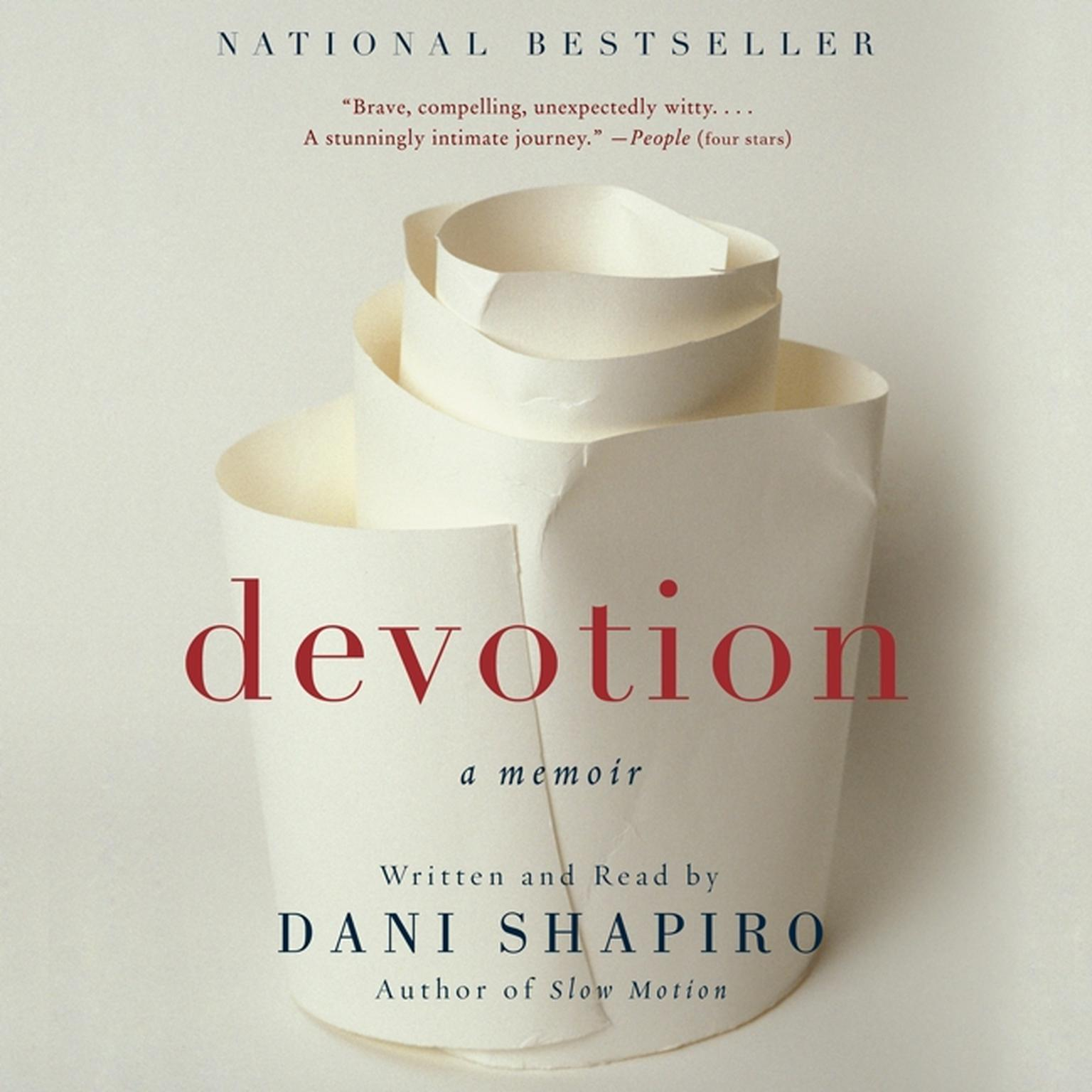 Printable Devotion: A Memoir Audiobook Cover Art