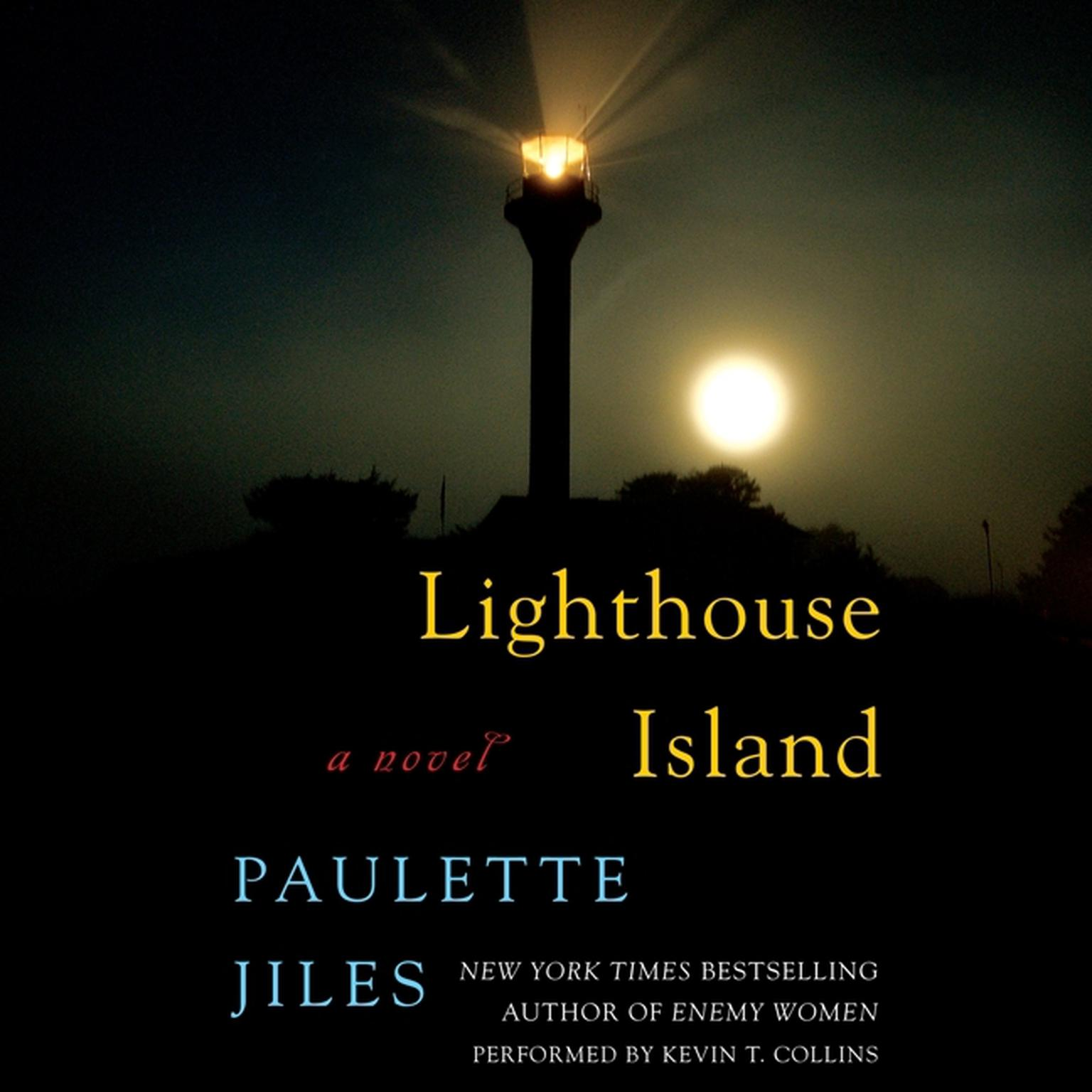 Printable Lighthouse Island: A Novel Audiobook Cover Art