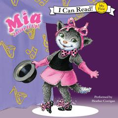 Mia Jazzes It Up! Audiobook, by Robin Farley