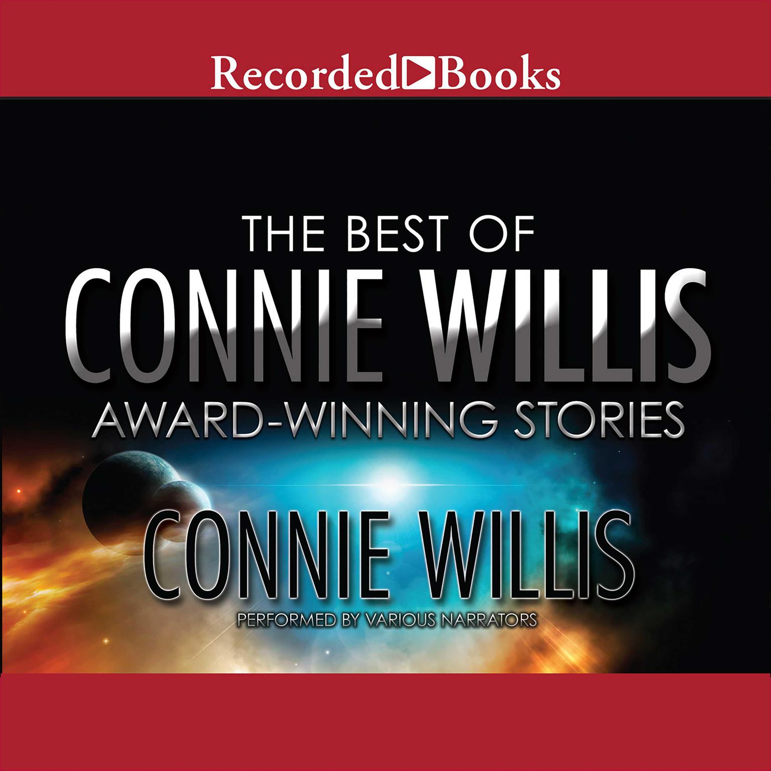 Printable The Best of Connie Willis: Award-Winning Stories Audiobook Cover Art