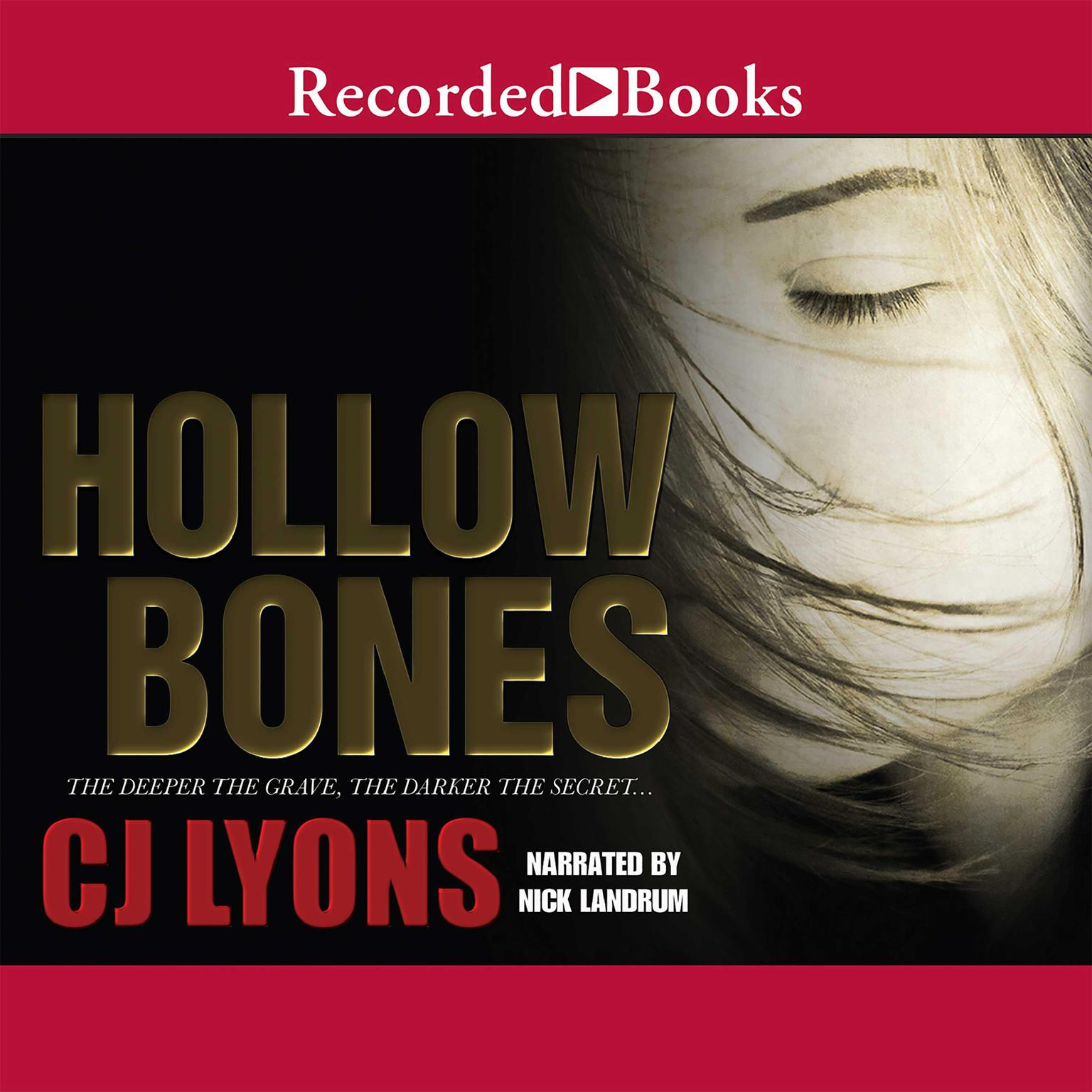 Printable Hollow Bones Audiobook Cover Art