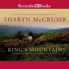 King's Mountain Audiobook, by Sharyn McCrumb