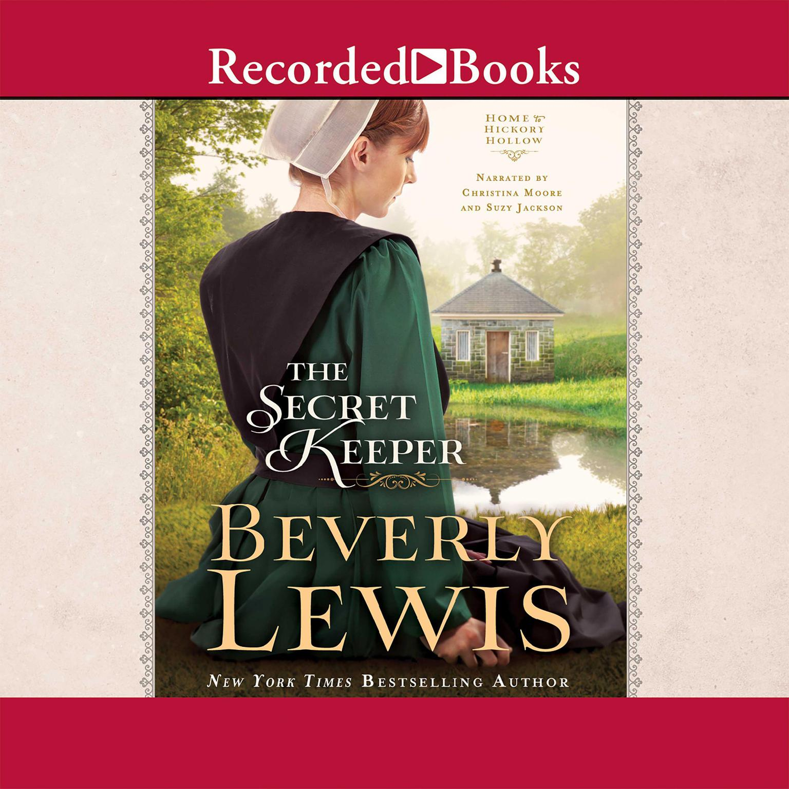 Printable The Secret Keeper Audiobook Cover Art