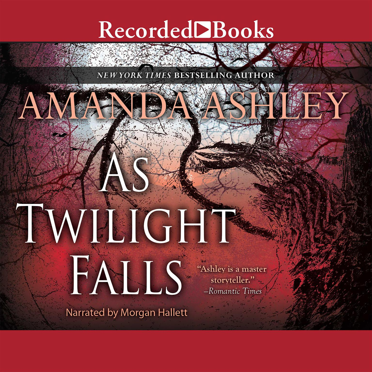 Printable As Twilight Falls Audiobook Cover Art