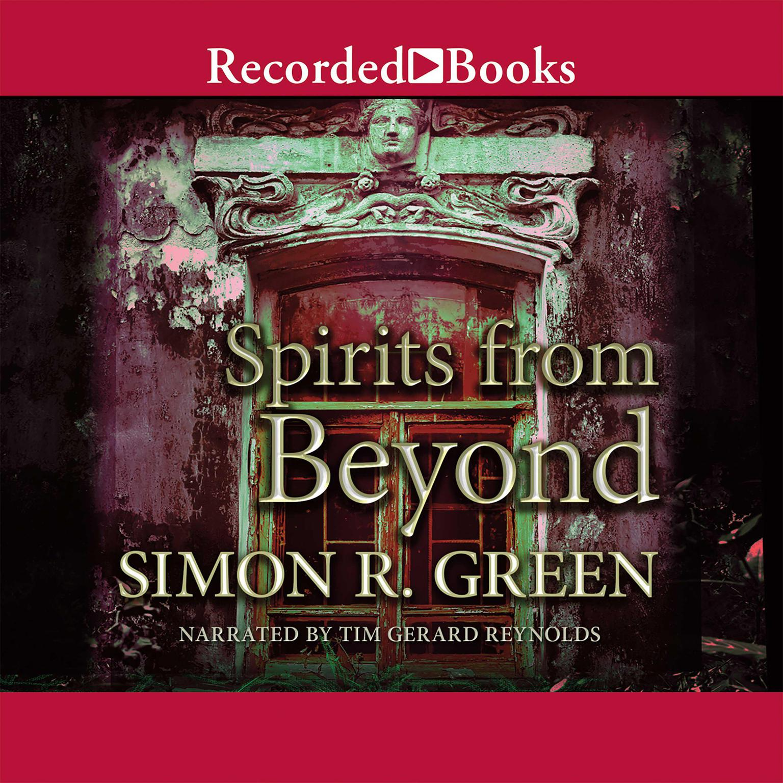 Printable Spirits from Beyond Audiobook Cover Art