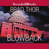 Blowback, by Brad Thor