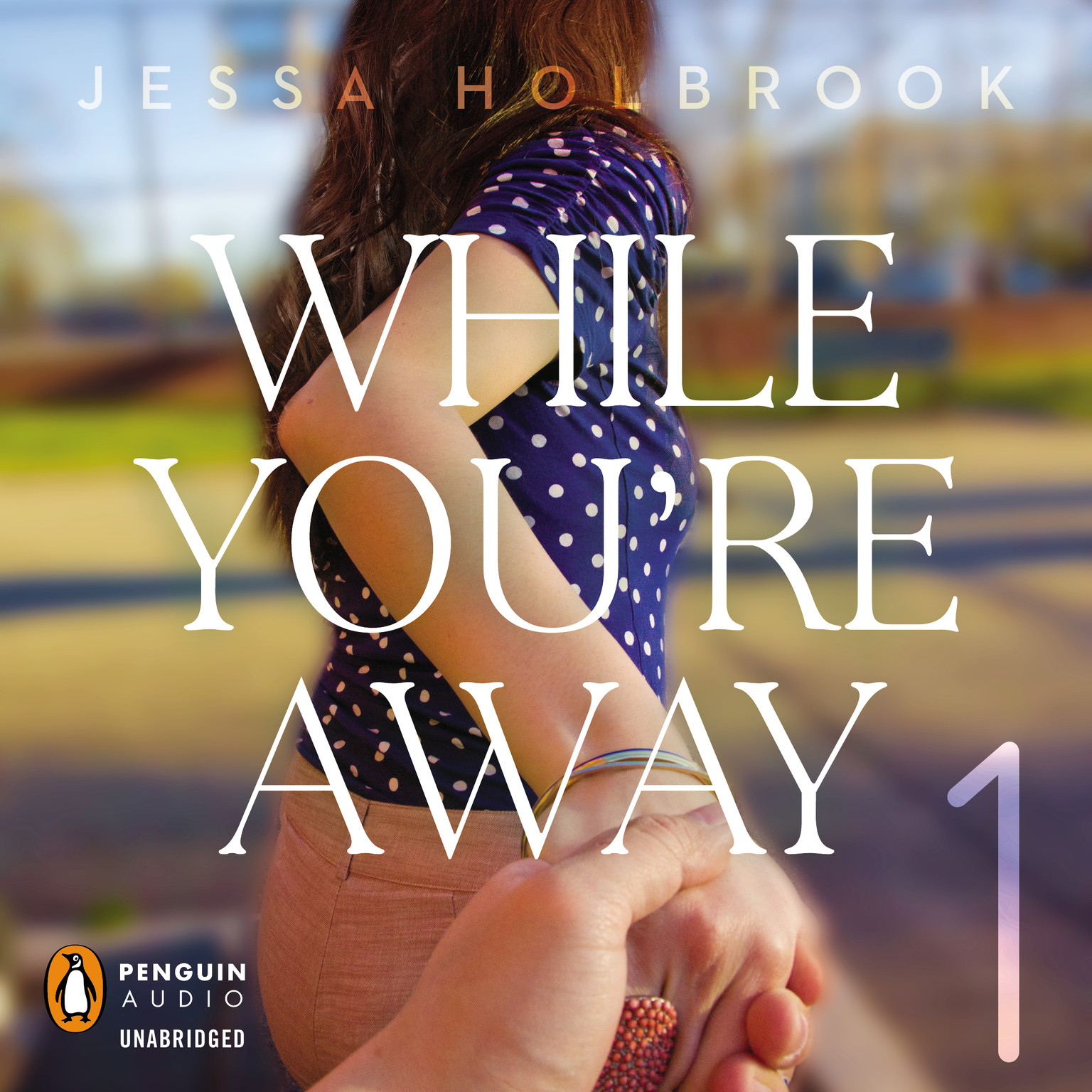 Printable While You're Away Part I Audiobook Cover Art