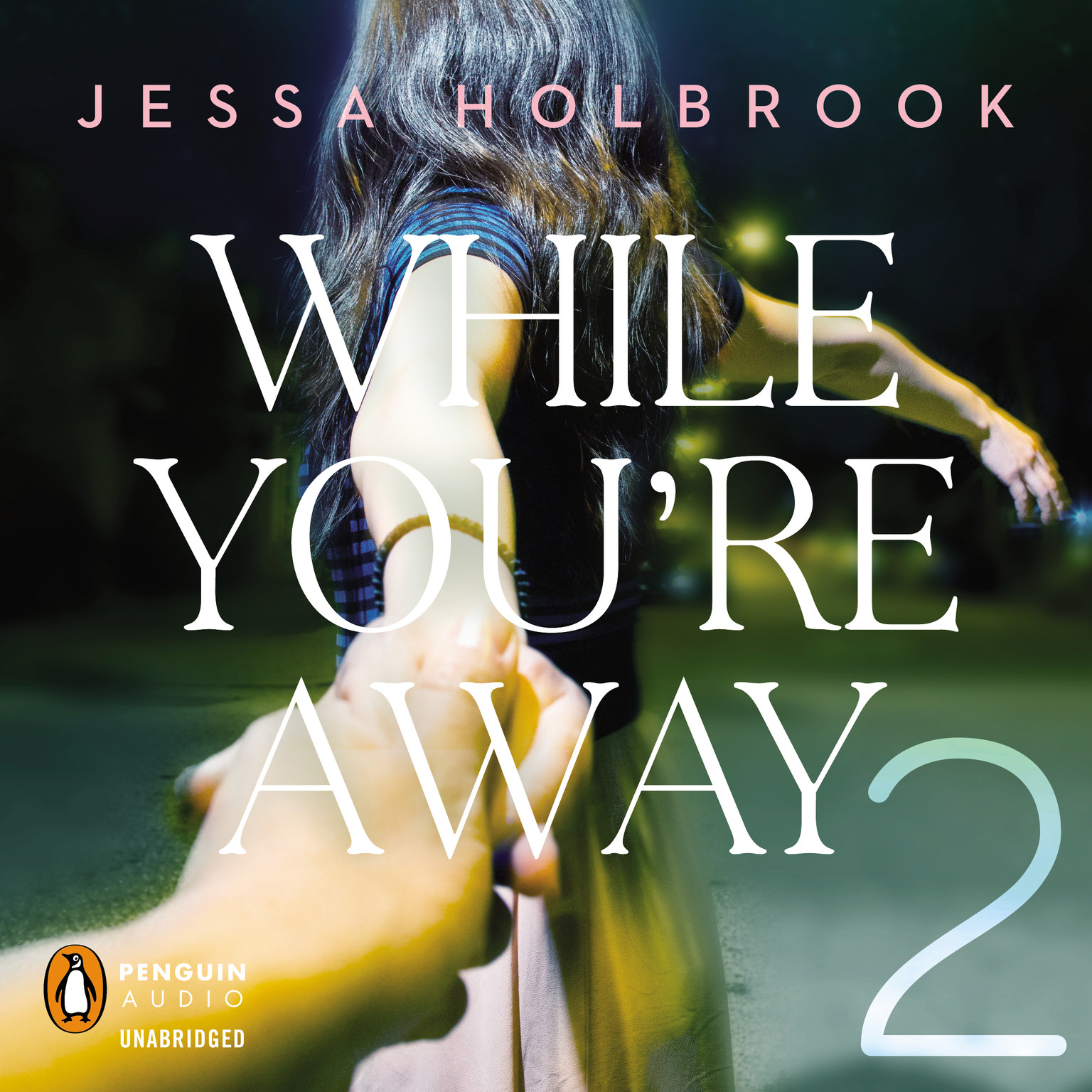 Printable While You're Away Part II Audiobook Cover Art