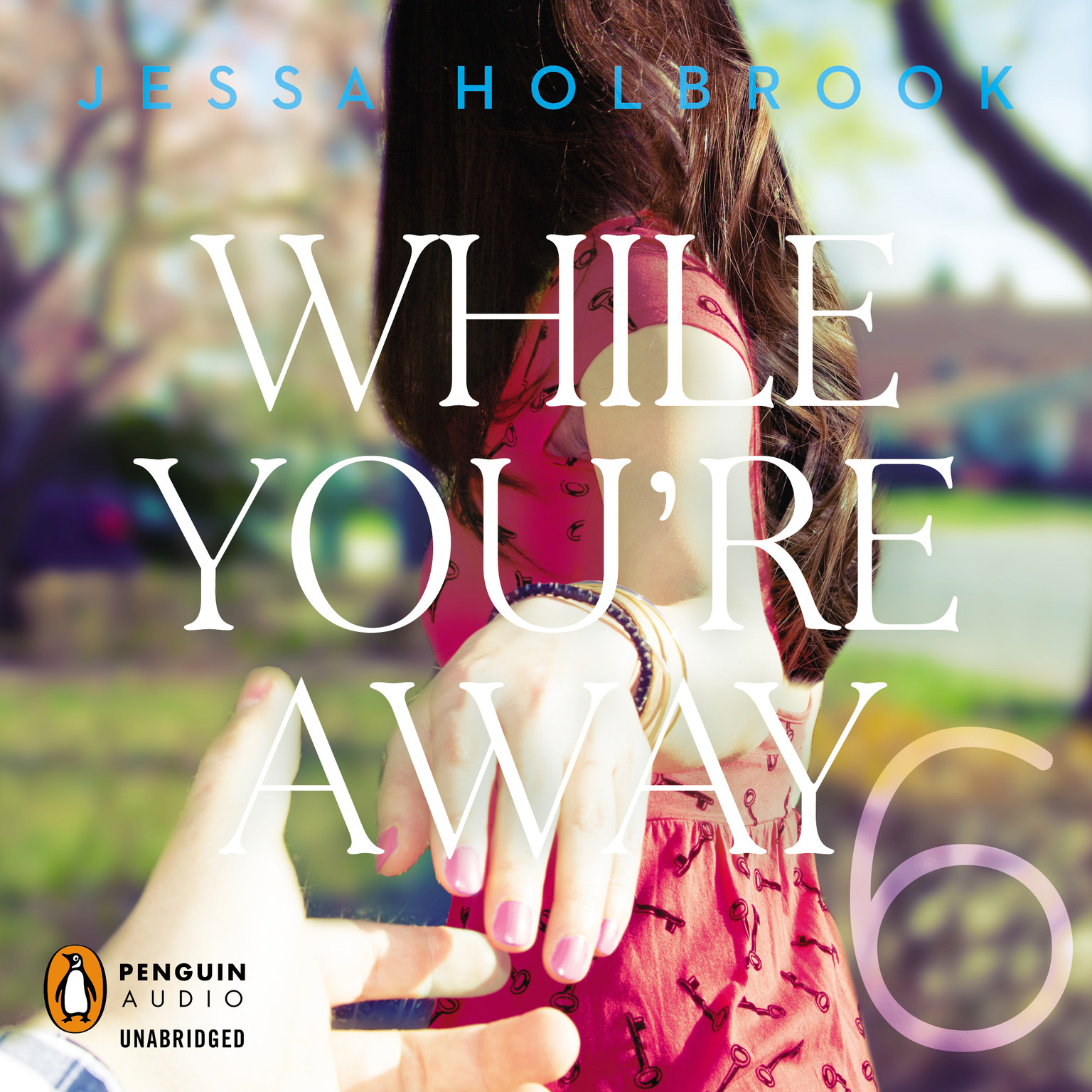Printable While You're Away Part VI Audiobook Cover Art