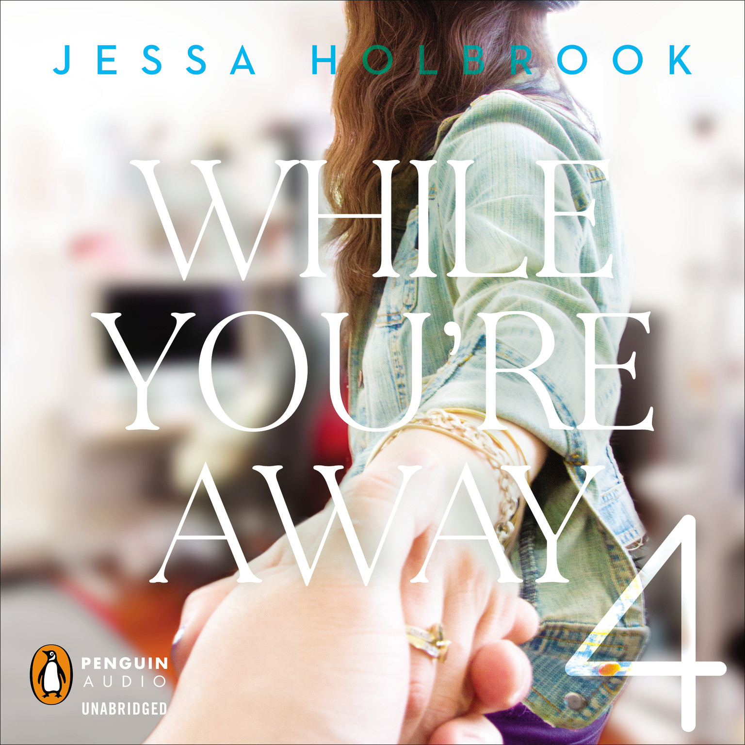 Printable While You're Away Part IV Audiobook Cover Art