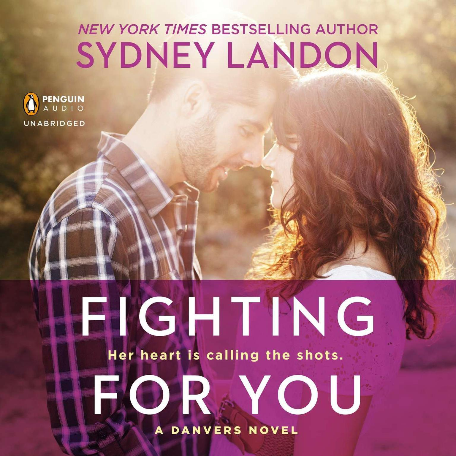 Printable Fighting for You: A Danvers Novel Audiobook Cover Art