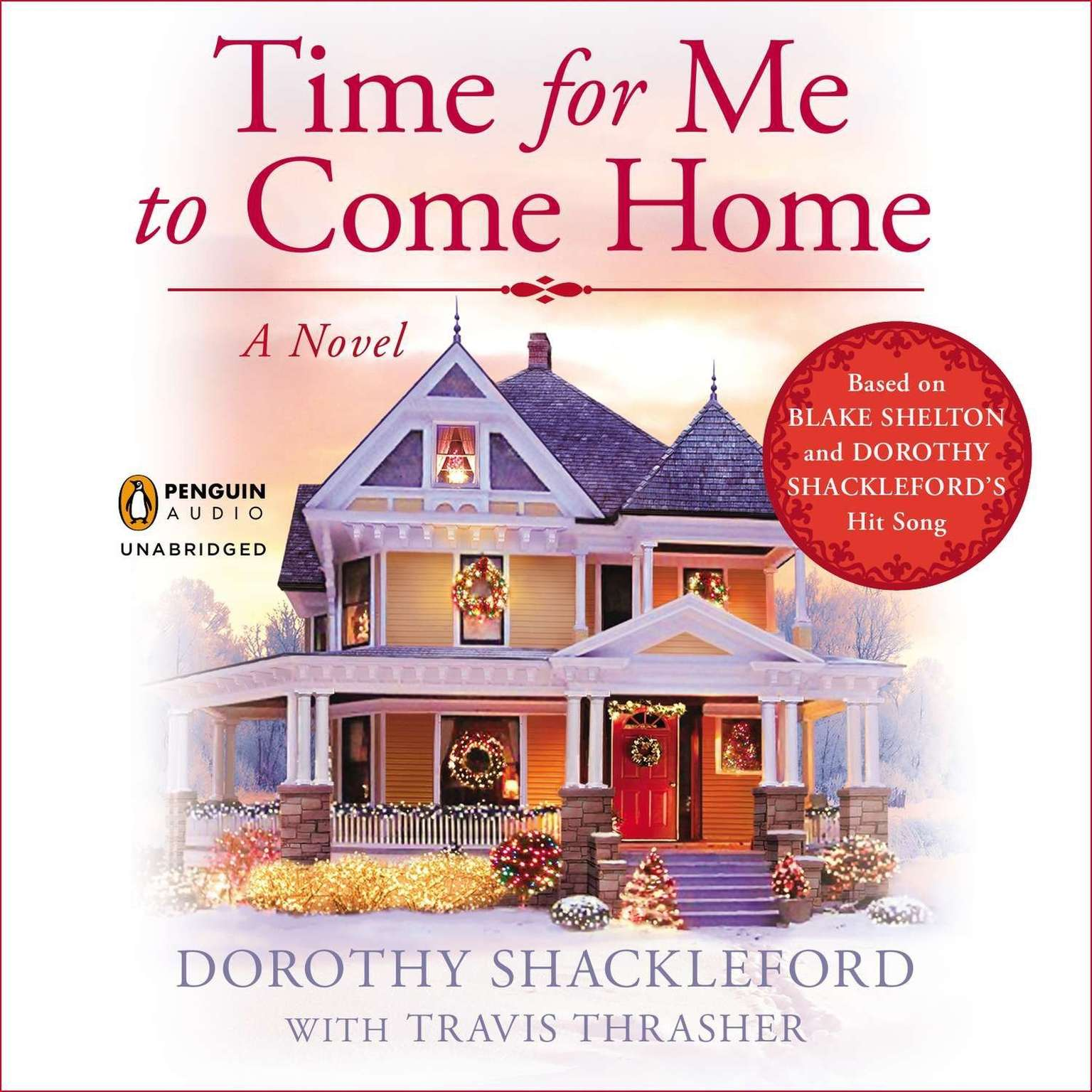Printable Time for Me to Come Home Audiobook Cover Art