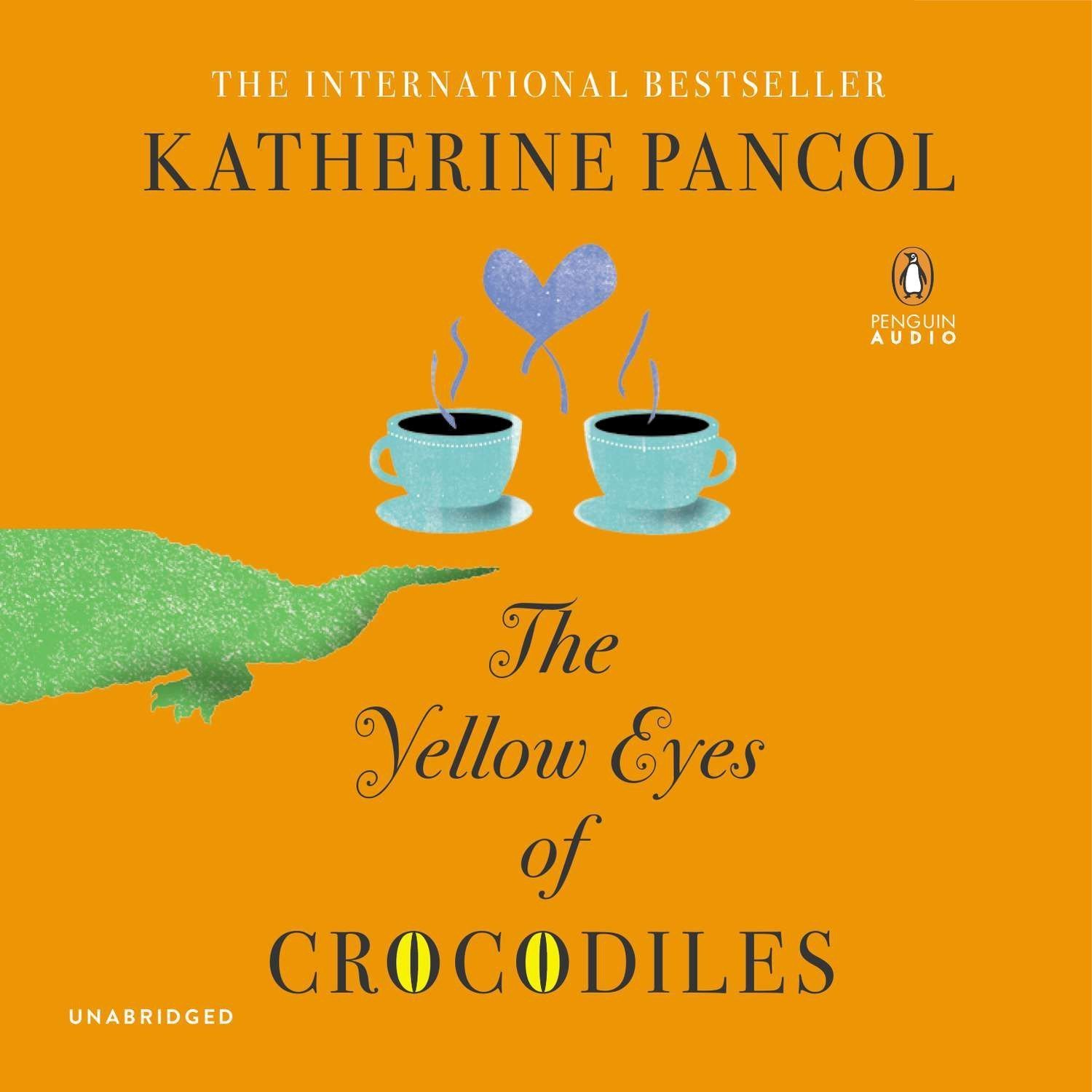 Printable The Yellow Eyes of Crocodiles: A Novel Audiobook Cover Art