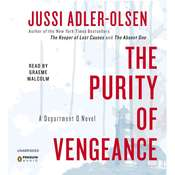 The Purity of Vengeance: A Department Q Novel Audiobook, by Jussi Adler-Olsen