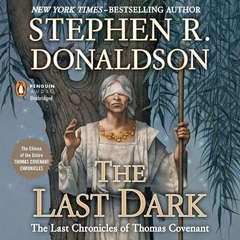 The Last Dark Audiobook, by Stephen R. Donaldson